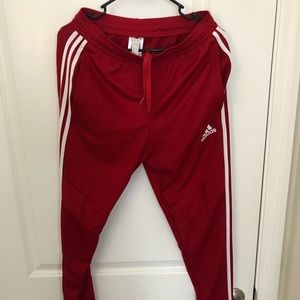 Adidas track and sweat pants